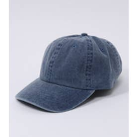 【AZUL BY MOUSSY】NewhattanベーシックCAP BLU