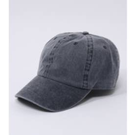 【AZUL BY MOUSSY】NewhattanベーシックCAP L/BLK
