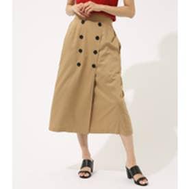 【AZUL BY MOUSSY】ツイルトレンチスカート