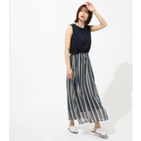 122bb92fd6859 カヤ 和モダン色華ワンピース ブルー系その他 -靴&ファッション通販 ...
