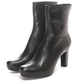 ウニサ UNISA プラットフォームショートブーツ (ブラック)