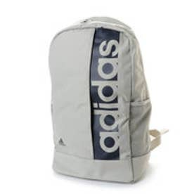 アディダス adidas アディダス(リニアロゴバックパック) (グレー)