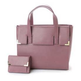 ヒッチハイクマーケット HITCH HIKE MARKET reward bag wallet set (ピンク)