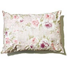 ボーマ BOMA 洗える花柄ポリエステル枕 (ピンク)