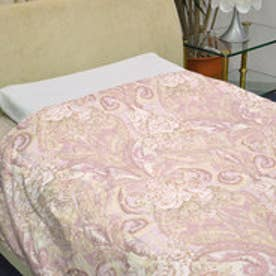 ボーマ BOMA ホワイトダックダウン85% 羽毛肌掛け布団 (ピンク) シングル