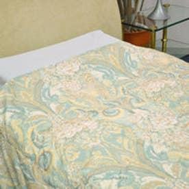 ボーマ BOMA ホワイトダックダウン85% 羽毛肌掛け布団 (グリーン) シングル