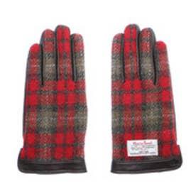 アイタッチグローブ iTouch Gloves ハリス (チェックブラウン)
