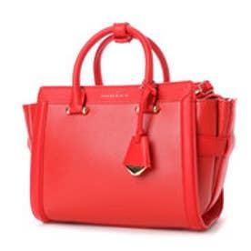 チャールズ & キース CHARLES & KEITH Handbag (Red)