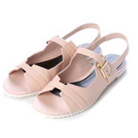 チャールズ & キース CHARLES & KEITH Sandals(Pink)