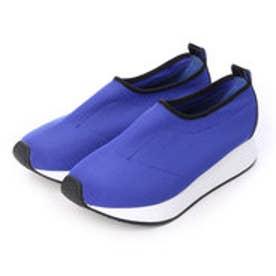 チャールズ & キース CHARLES & KEITH Derby Sneakers (Blue)
