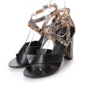 チャールズ & キース CHARLES & KEITH Wallet Ankle Strap (Black)
