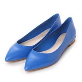 チャールズ & キース CHARLES & KEITH Ballerina (Blue)