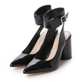 チャールズ & キース CHARLES & KEITH Ankle Strap (Black)