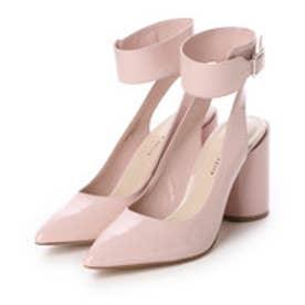 チャールズ & キース CHARLES & KEITH Ankle Strap (Pink)