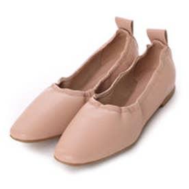 チャールズ & キース CHARLES & KEITH Ballerina (Beige)