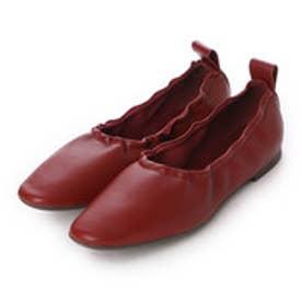チャールズ & キース CHARLES & KEITH Ballerina (Red)