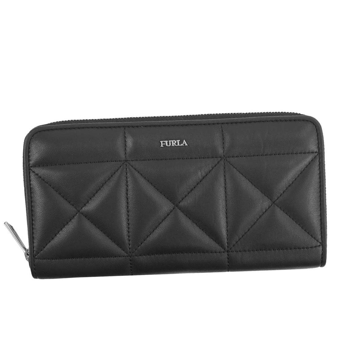 af4567d550cd フルラ FURLA FURLA FORTUNA XL ZIP AROUND (ONYX)