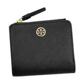 トリーバーチ TORYBURCH ROBINSON MINI WALLET (BLACK)