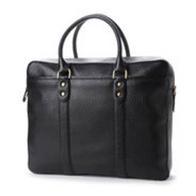 コール ハーン COLE HAAN SAUNDERS ATTACHE:BLACK (BLACK)