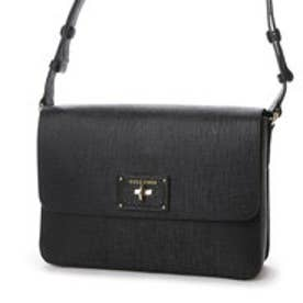 コール ハーン COLE HAAN JOZIE FLAP CROSSBODY (BLACK)