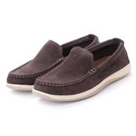 コール ハーン COLE HAAN BOOTHBAY SLIP ON LFR (JAVA NUBU)