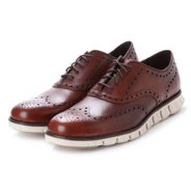 コール ハーン COLE HAAN ZEROGRAND WING OX (BRITISH TAN)