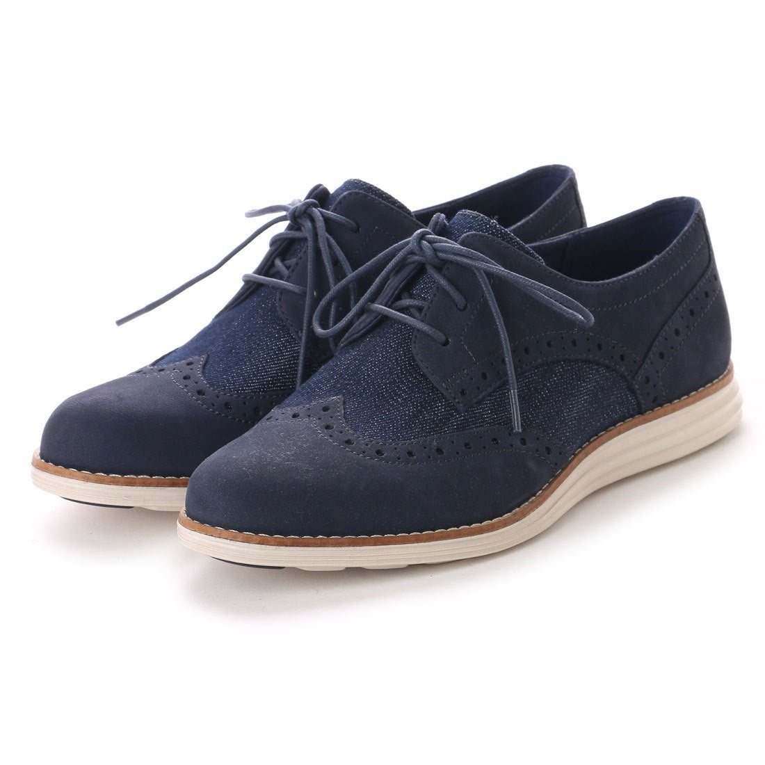 【SALE 40%OFF】コール ハーン COLE HAAN ORIGINAL GRAND WTIP (NVY INK/DNM/FG) レディース