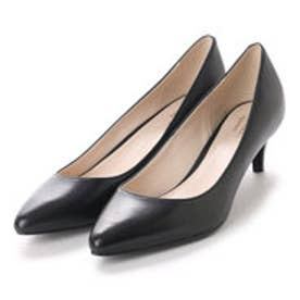 コール ハーン COLE HAAN JULIANA PUMP 45 (BLACK WP LEATHER)