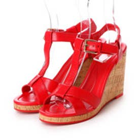コール ハーン COLE HAAN AYLA WEDGE II (TRUE RED)