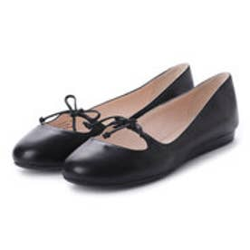 コール ハーン COLE HAAN FARIS BALLET (BLACK LEATHER)