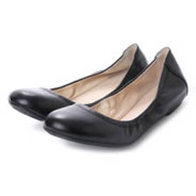 コール ハーン COLE HAAN MANHATTAN BALLET WP (BLACK LEAT)