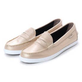 コール ハーン COLE HAAN NANTUCKET LFR II (SOFT GOLD MET)