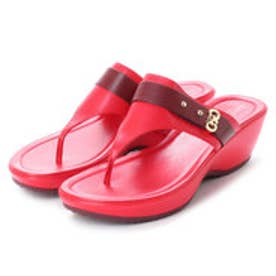 コール ハーン COLE HAAN MARGATE WEDGE II (TRUE RED)