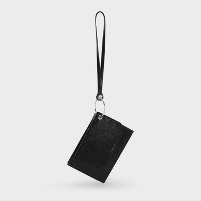 リングディテールクラッチ / RING DETAIL CLUTCH (Black)