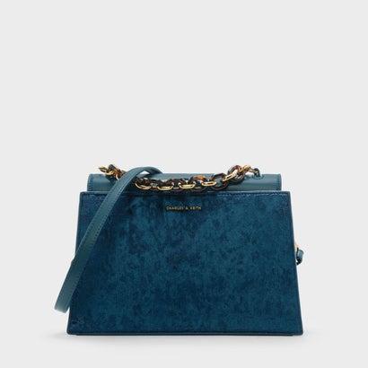 ドレッシーハンドバッグ / DRESSY HANDBAG (Blue)