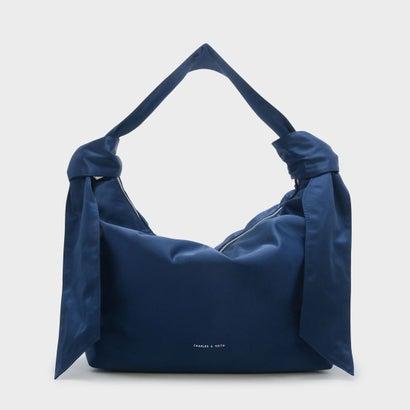 スラウチ ショルダーバッグ / SLOUCHY SHOULDER BAG (Navy)