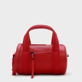 シリンドリカルダッフルバッグ / CYLINDRICAL DUFFEL BAG (Red)