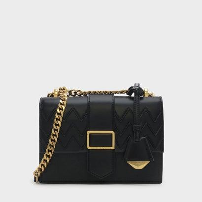 ドレッシースリングバッグ / DRESSY SLING BAG (Black)