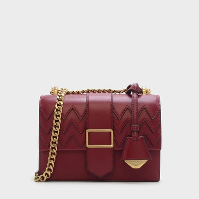 ドレッシースリングバッグ / DRESSY SLING BAG (Red)