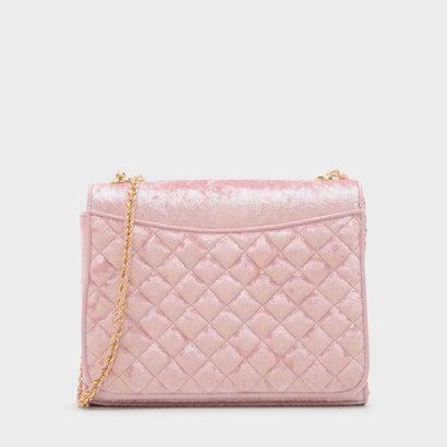 キルティングスリングバッグ / QUILTED SLING BAG (Pink)