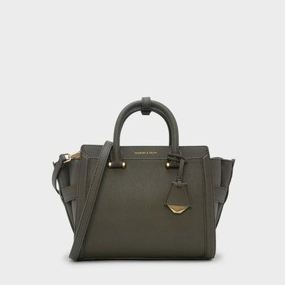 クラシストラペーズトートバッグ / CLASSIC TRAPEZE TOTE BAG (Olive)