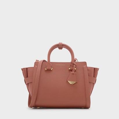 クラシストラペーズトートバッグ / CLASSIC TRAPEZE TOTE BAG (Blush)