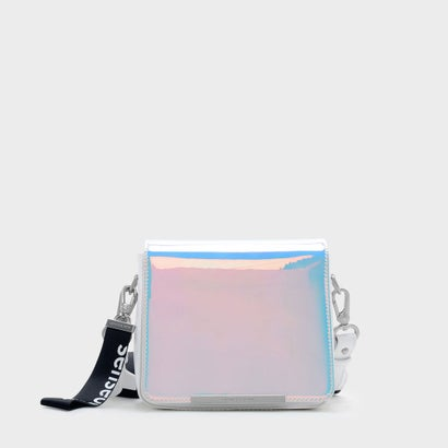 ストラクチャークロスボディバッグ / STRUCTURED CROSSBODY BAG(White)
