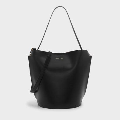 ストラクチャートートバッグ / STRUCTURED TOTE BAG (Black)