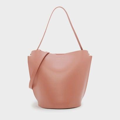ストラクチャートートバッグ / STRUCTURED TOTE BAG (Blush)
