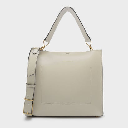 ホーボーショルダーバッグ / HOBO SHOULDER BAG (Ivory)