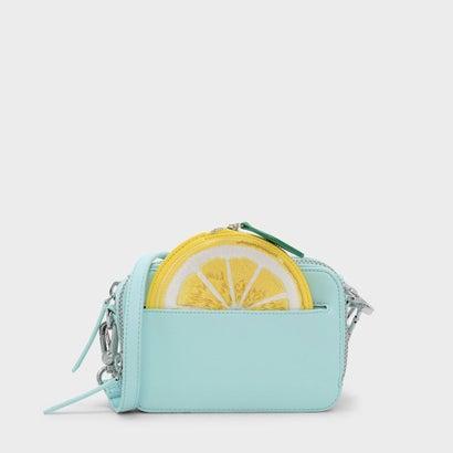 レモンポーチクロスボディバッグ / LEMON POUCH CROSSBODY BAG (Blue)