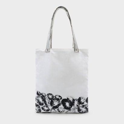 リバーシブルトートバック / REVERSIBLE TOTE BAG (White)