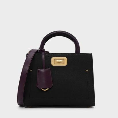 クラシックストラクチャーバッグ / CLASSIC STRUCTURED BAG (Black)