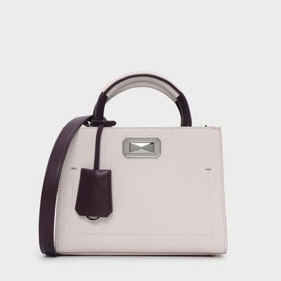 クラシックストラクチャーバッグ / CLASSIC STRUCTURED BAG (Light Pink)